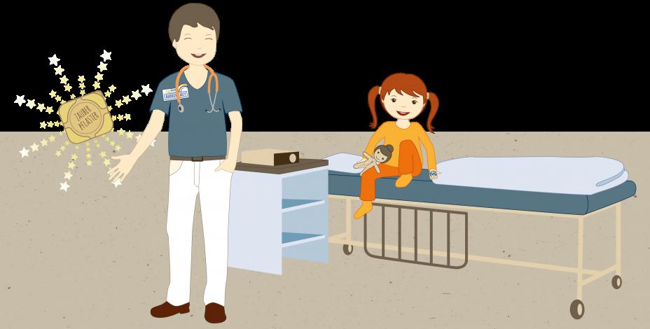 Anästhesie bei Kindern